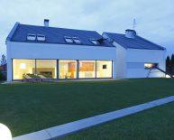 Nowoczesny dom jednorodzinny stodoła | Lusowo