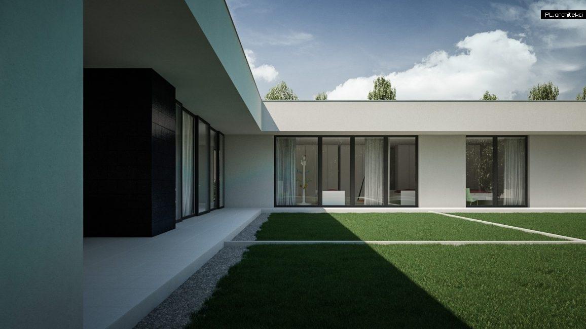 Nowoczesny dom jednorodzinny | Lusówko