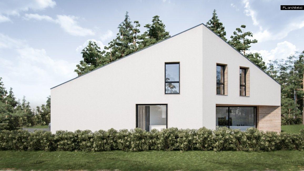 Nowoczesny dom | Lusówko
