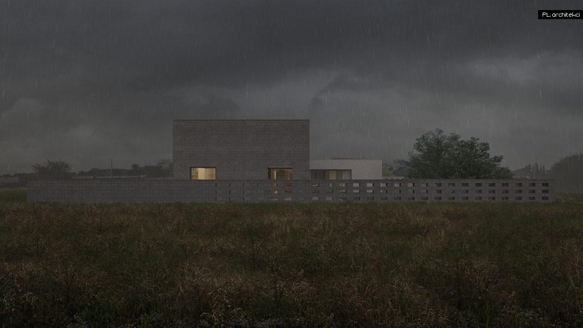 Nowoczesny dom jednorodzinny | Żyrardów