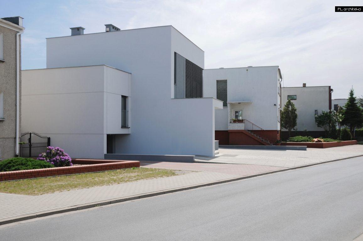 Przebudowa domu jednorodzinnego | Wolsztyn