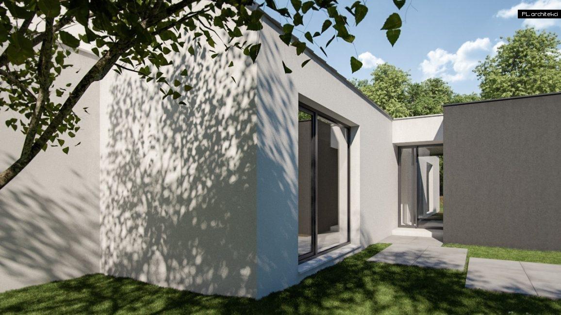 Nowoczesny dom jednorodzinny | Wolsztyn