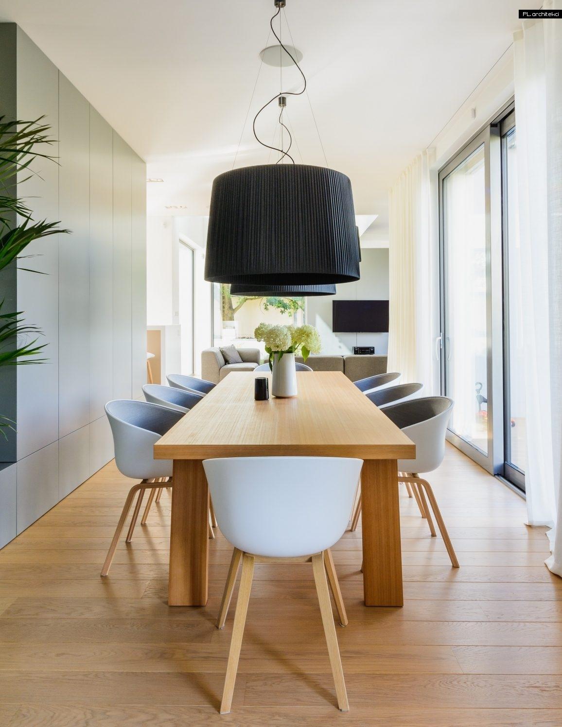 Nowoczesne wnętrze domu jednorodzinnego | Puszczykowo