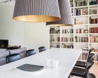 Nowoczesne wnętrze apartamentu: jadalnia | Suchy Las