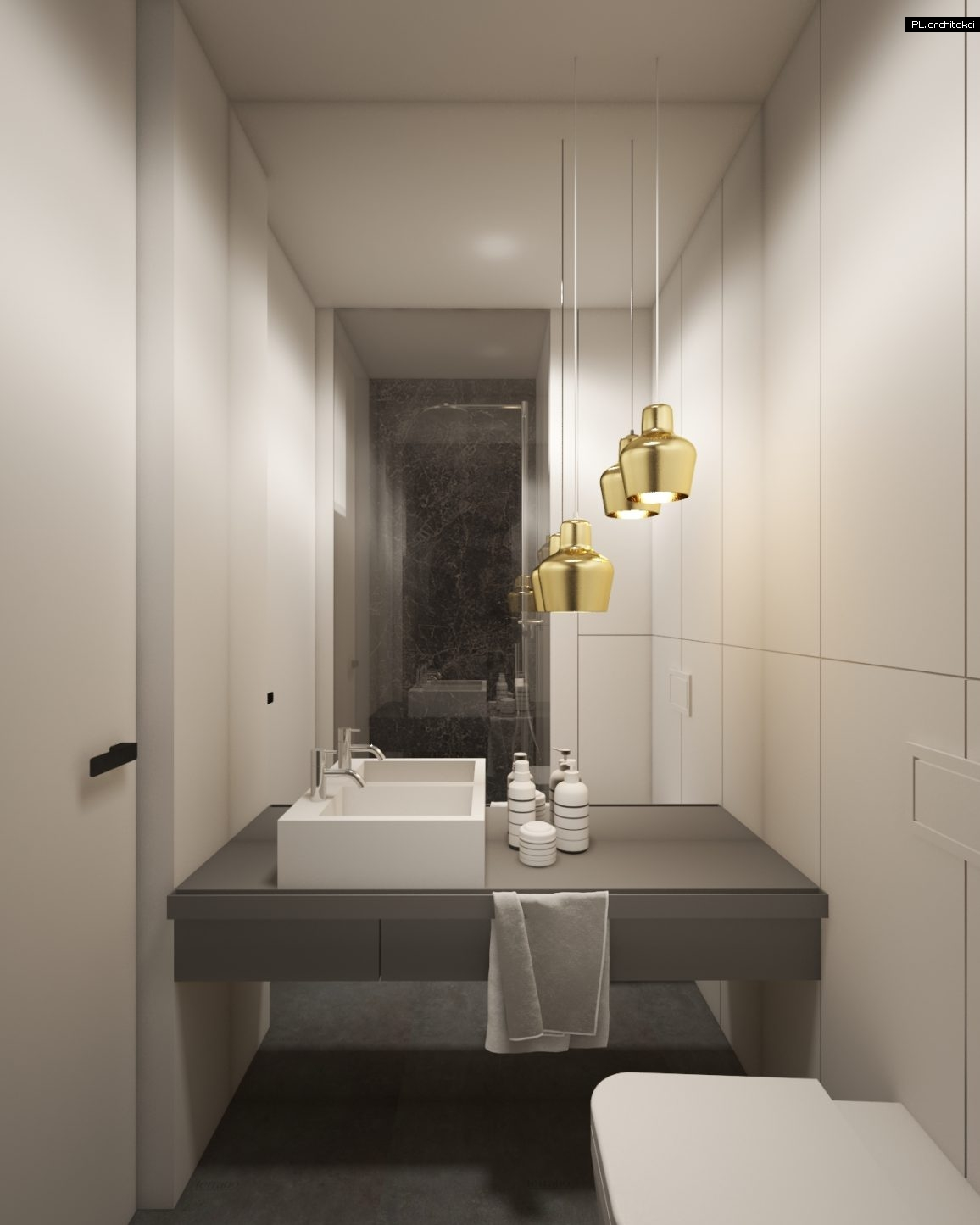 Nowoczesne wnętrze mieszkania | Poznań